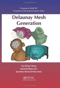 Delaunay Mesh Generation (Hardcover)-cover