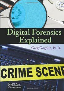 Digital Forensics Explained (Hardcover)-cover