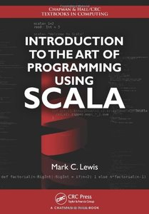 Introduction to the Art of Programming Using Scala (Paperback)-cover