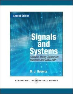 Signals and Systems: Analysis Using Transform Methods and MATLAB, 2/e (IE-Paperback)-cover
