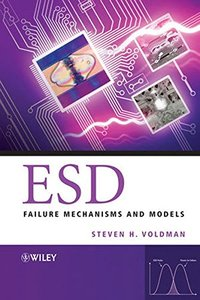 ESD : Failure Mechanisms and Models (Hardcover)-cover