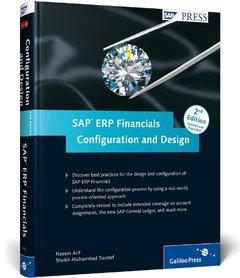 SAP ERP Financials - Configuration and Design, 2/e (Hardcover)-cover