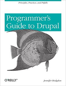 Programmer's Guide to Drupal (Paperback)-cover