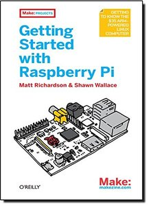 Getting Started with Raspberry Pi (Paperback)-cover