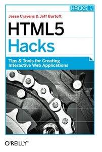 HTML5 Hacks (Paperback)-cover