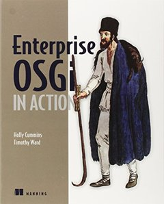 Enterprise OSGi in Action: With examples using Apache Aries (Paperback)-cover