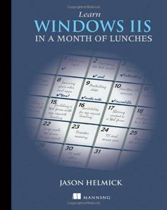 Learn Windows IIS in a Month of Lunches (Paperback)-cover