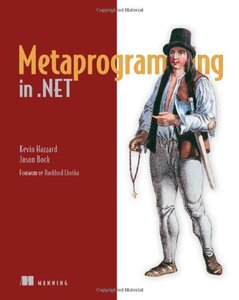 Metaprogramming in .NET (Paperback)-cover