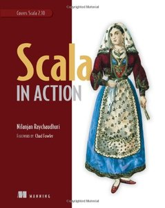 Scala in Action (Paperback)-cover