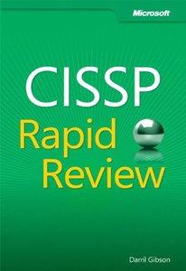 CISSP Rapid Review (Paperback)-cover