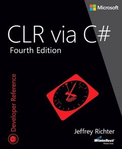 CLR via C#, 4/e (Paperback)-cover