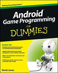 Android Game Programming For Dummies (Paperback)