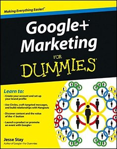 Google+ Marketing For Dummies (Paperback)-cover
