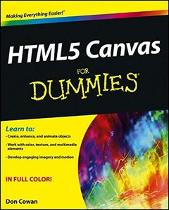 HTML5 Canvas For Dummies (Paperback)