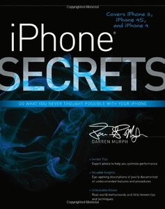 iPhone Secrets (Paperback)-cover