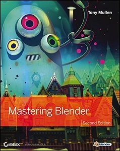 Mastering Blender, 2/e (Paperback)-cover
