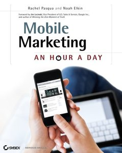 Mobile Marketing: An Hour a Day (Paperback)-cover