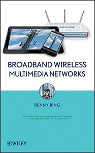 Broadband Wireless Multimedia Networks (Hardcover)-cover