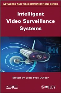 Intelligent Video Surveillance Systems (Hardcover)-cover