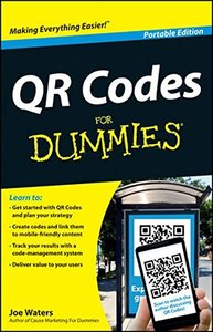 QR Codes For Dummies Portable Edition (Paperback)-cover