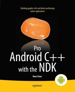 Pro Android C++ with the NDK (Paperback)-cover