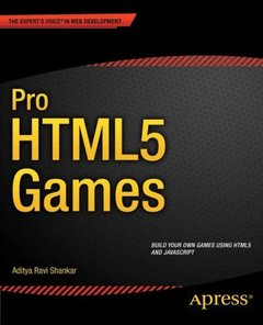 Pro HTML5 Games (Paperback)-cover
