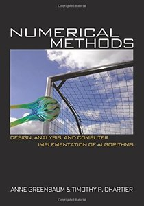 Numerical Methods: Design, Analysis, and Computer Implementation of Algorithms (Hardcover)-cover
