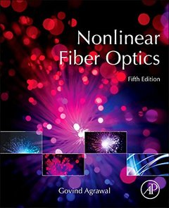 Nonlinear Fiber Optics, 5/e (Hardcover)-cover