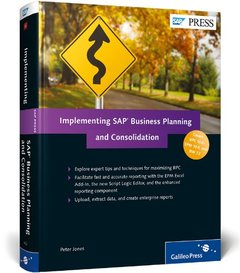 Implementing SAP BusinessObjects Planning and Consolidation (Hardcover)-cover