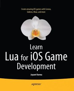 Learn Lua for iOS Game Development (Paperback)-cover