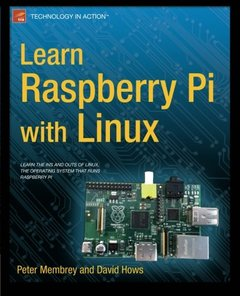 Learn Raspberry Pi with Linux (Paperback)-cover