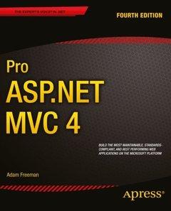 Pro ASP.NET MVC 4, 4/e (Paperback)-cover