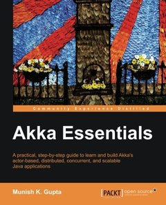 Akka Essentials-cover