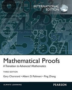 Mathematical Proofs : A Transition to Advanced Mathematics, 3/e (IE-Paperback)-cover