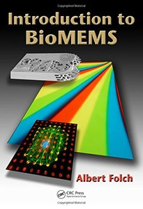 Introduction to BioMEMS (Hardcover)-cover