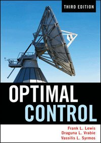 Optimal Control, 3/e (Hardcover)-cover