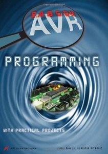 Bascom-AVR Programming (Paperback)-cover
