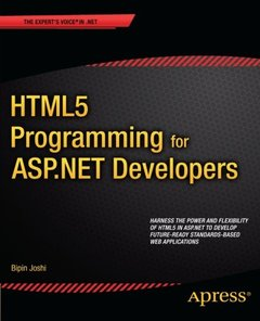 HTML5 Programming for ASP.NET Developers (Paperback)-cover