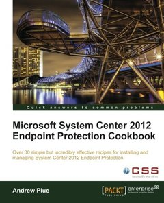 Microsoft System Center 2012 Endpoint Protection Cookbook-cover