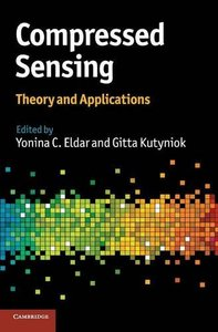 Compressed Sensing: Theory and Applications (Hardcover)-cover
