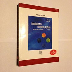 Introduction to Computing Systems: From Bits and Gates to C and Beyond, 2/e (IE-Paperback)-cover