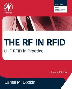 The RF in RFID : UHF RFID in Practice, 2/e (Paperback)-cover