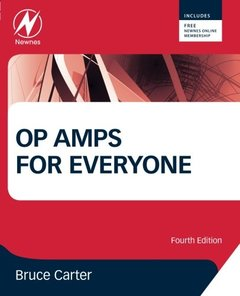 Op Amps for Everyone, 4/e (Paperback)-cover
