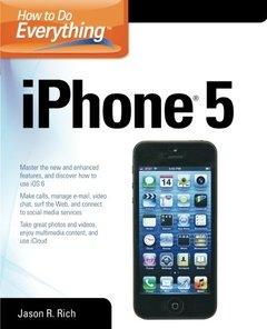 How to Do Everything iPhone 5 (Paperback)-cover