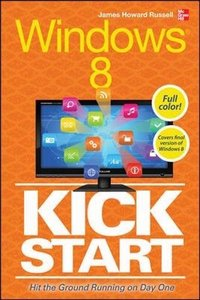 Windows 8 Kickstart (Paperback)-cover