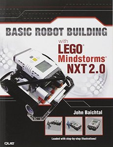 Basic Robot Building With LEGO Mindstorms NXT 2.0 (Paperback)-cover
