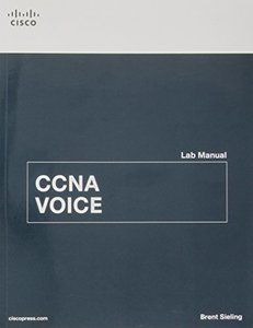 CCNA Voice Lab Manual (Paperback)-cover