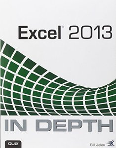 Excel 2013 In Depth (Paperback)-cover