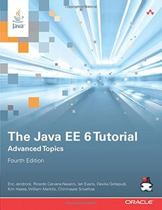 The Java EE 6 Tutorial: Advanced Topics, 4/e (Paperback)-cover