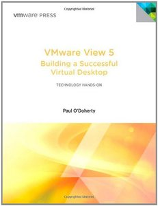 VMware View 5: Building a Successful Virtual Desktop (Paperback)-cover